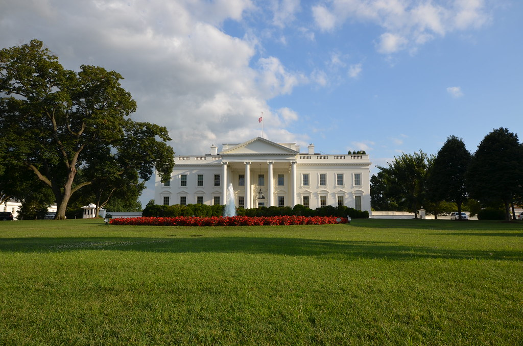 weiße haus washington dc white house