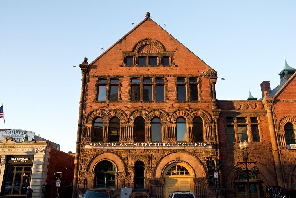 Boston Architectural College | Boston Christmas 2013 | Flickr