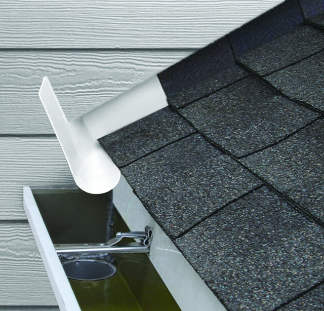Photo for Roof diverter flashing