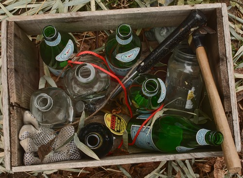 box of bottles | by joshhikes