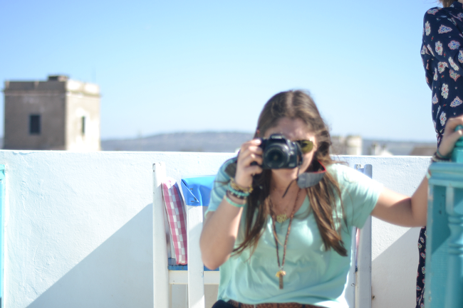 Daisybutter - UK Style and Fashion Blog: Morocco photo diary, travelling in Morocco, Dar Lazuli riad, Essaouira