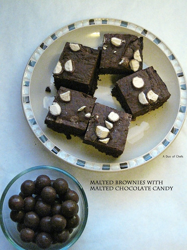 Malted Brownies