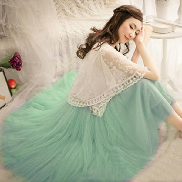 falda-tul-verde