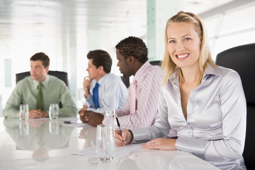 Board Room Meeting Bellringer