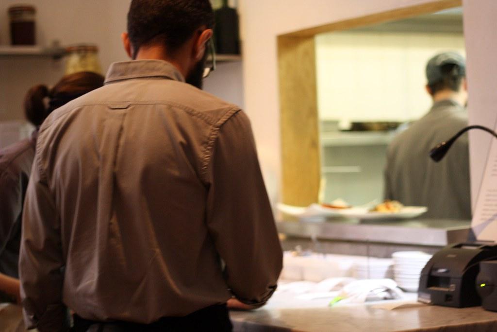 Vedge Restaurant, Philadelphia
