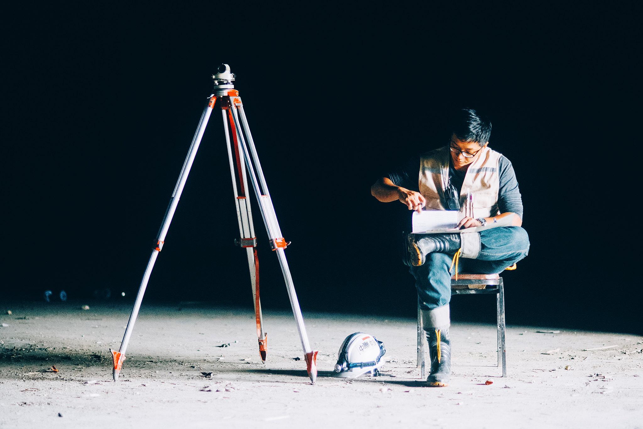 《做工的人》作者林立青。(圖片來源:寶瓶文化提供/攝影:賴小路)