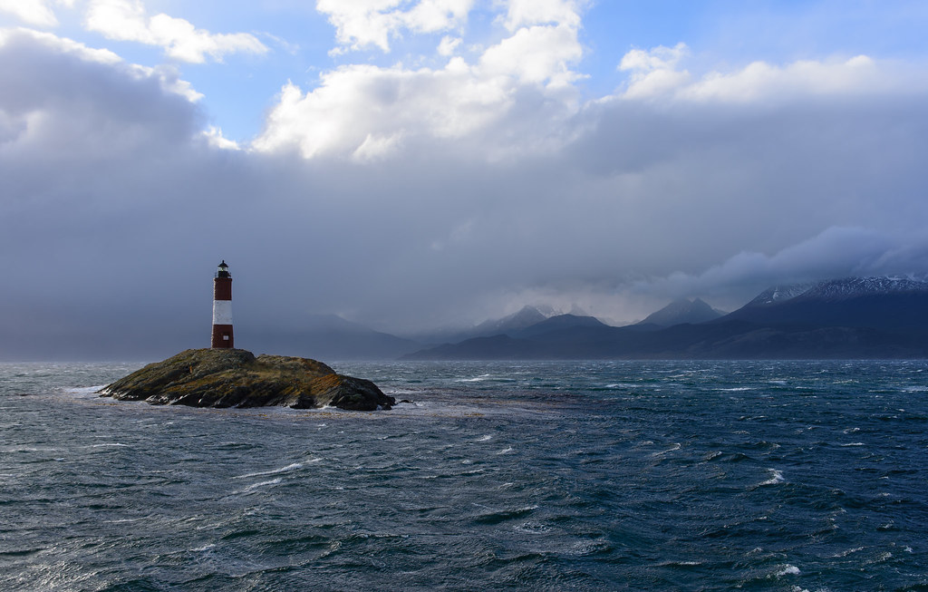 Ushuaia Argentina Les Eclaireurs Lighthouse Getty