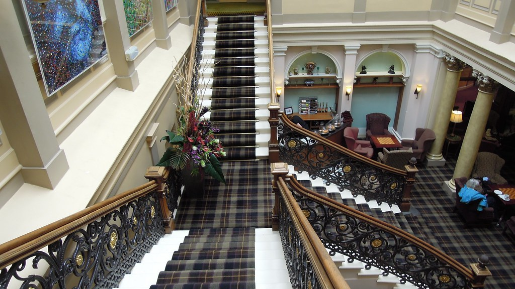 Royal Highland Hotel Inverneb Breakfast