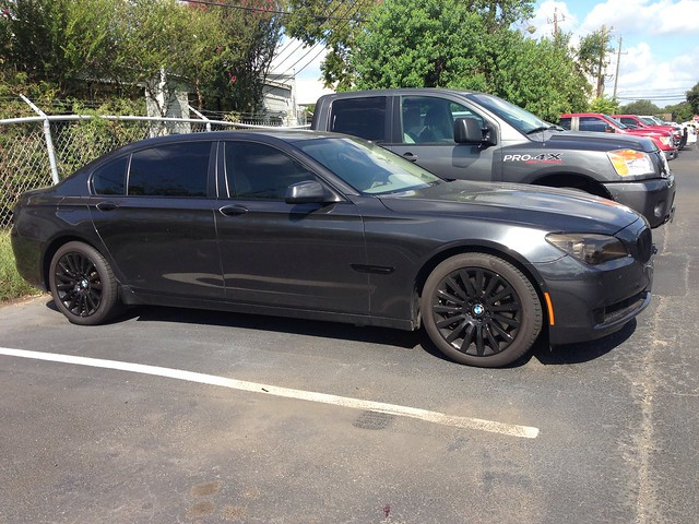 for sale 2009 bmw 750li flickr photo sharing. Cars Review. Best American Auto & Cars Review