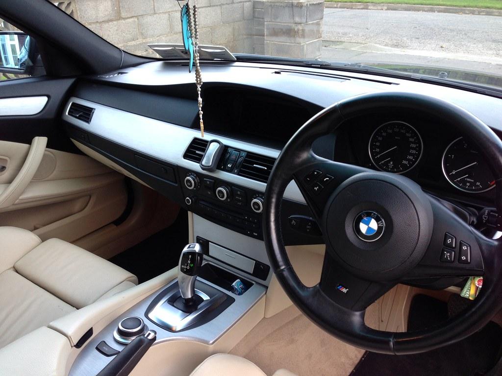Bmw 535d Interior Bmw E60 535d Interior   by