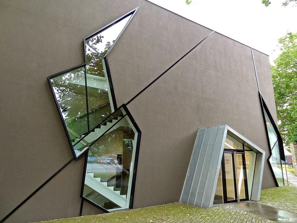 The extension Felix Nussbaum Haus Osnabrück Germany