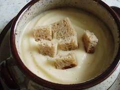 Suppen und Eintöpfe 2006:Pastinakensuppe