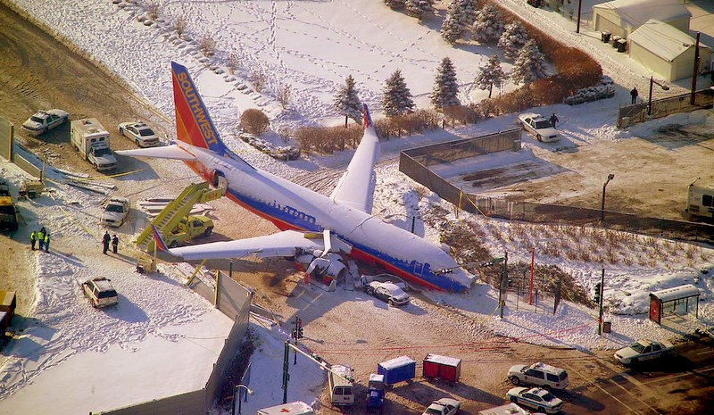 Chicago Midway Airport Southwest Airlines Flight 1248