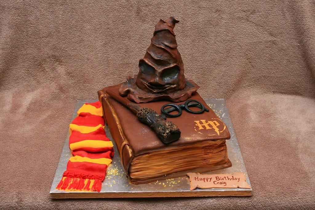 Harry Potter Cake Ideas
