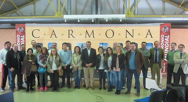 AionSur 33393275402_cdb891d719_z_d Formación laboral para desempleados con capacidades especiales en Carmona Carmona Provincia