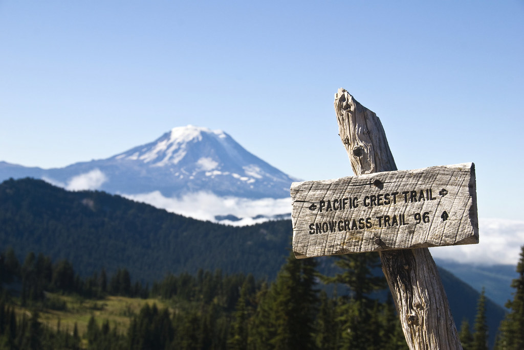 Маршрут тихоокеанского хребта (Pacific Crest Trail)