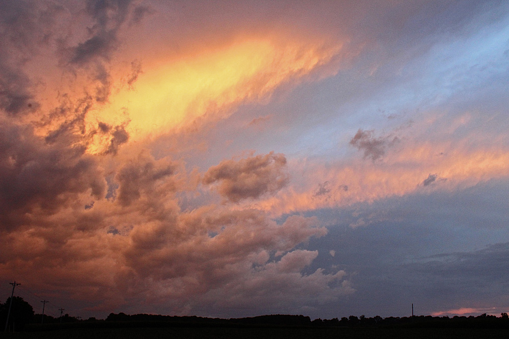 after the storm | A thunderstorm, also known as an electrica… | Flickr