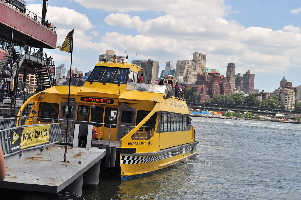 Nyc Taxi Boat Tours