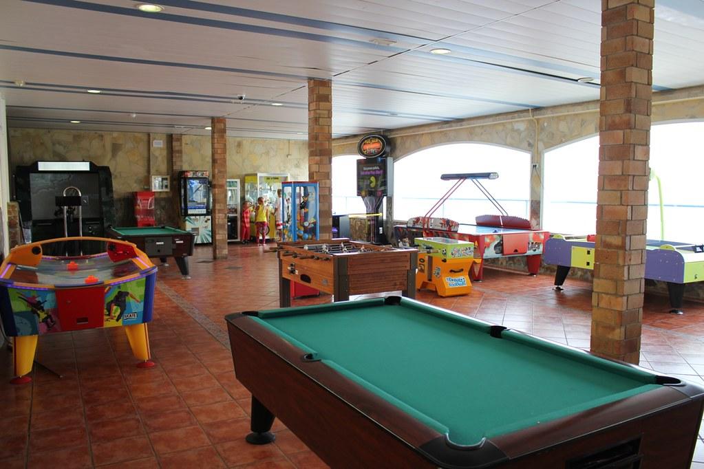 Hotel servatur puerto azul games room puerto rico gran c - Servatur puerto azul hotel ...