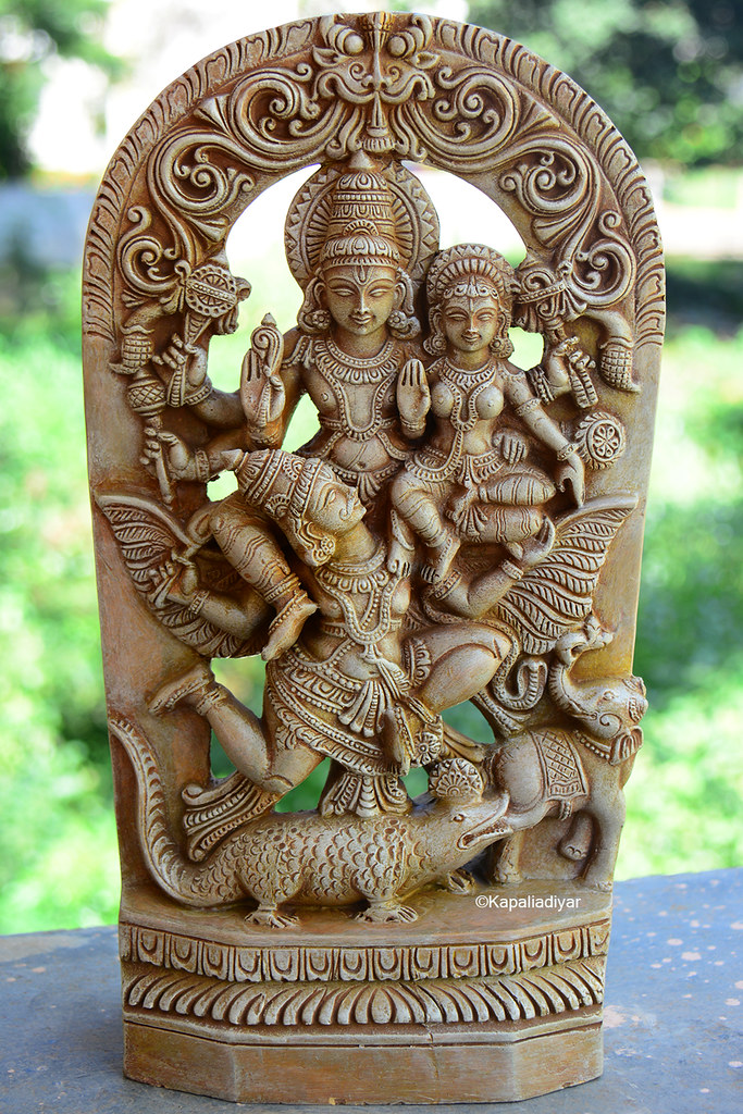 Image result for gajendra moksham