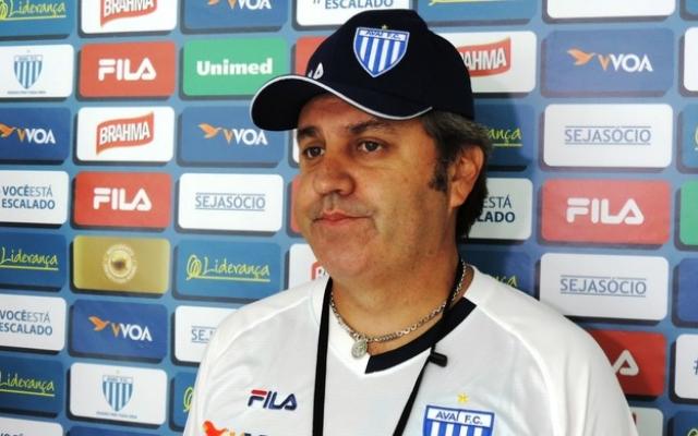 Gilson Kleina revela expectativa para duelo contra o Flamengo
