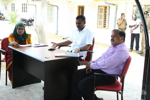 Fishing Nets on Subsidy Basis to Inland Fishermen Societies
