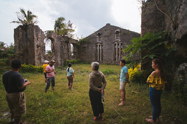 San Jose de Ivana Church ruins
