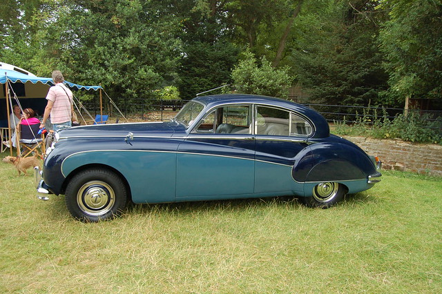 Newby Hall Classic Car Show