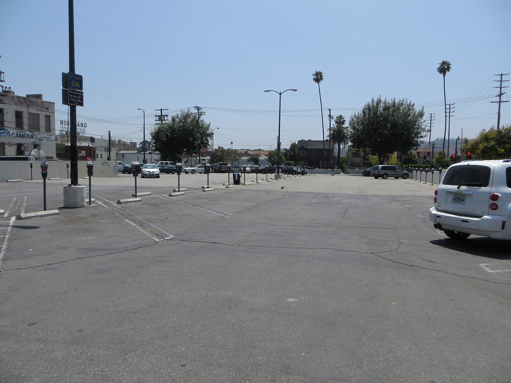 Highland Park Transit Village Site | Even with the All Day ...