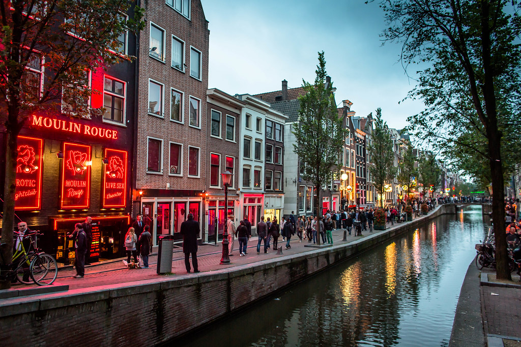 Amsterdam Red Light District Property For Sale