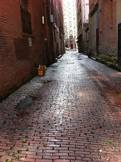 Pioneer Square Alley | by Culinary Fool