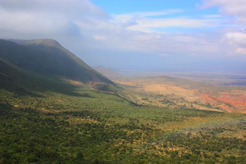 Кения. Великая Рифтова долина покатушки
