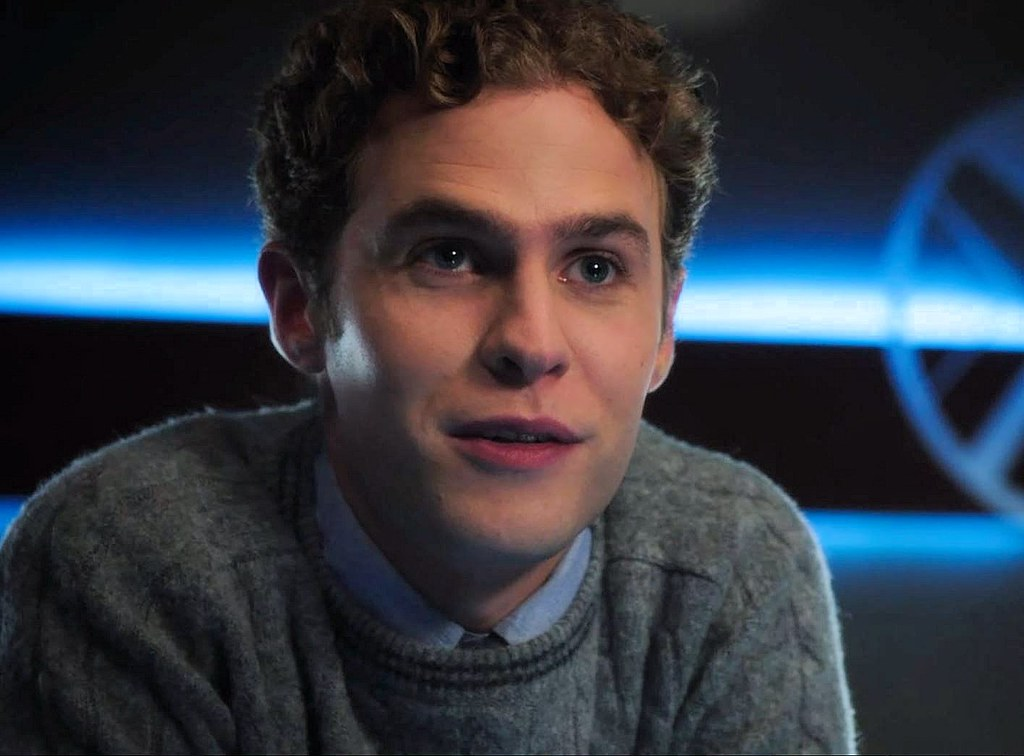 Fitz | Iain De Caestecker as Leo Fitz in Marvel's Agent of ...