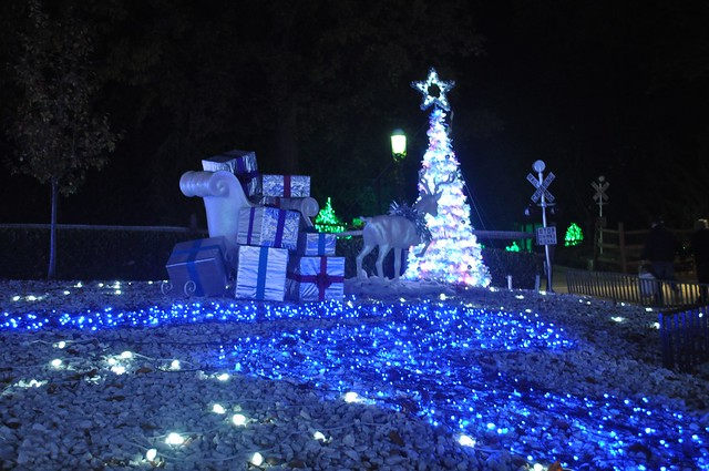 Christmas Town 2013 At Busch Gardens Williamsburg