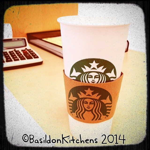6/2/2014 - 'c' is for ... A much needed 'c'up of 'c'offee! #fmsphotoaday #coffee #cup #starbucks