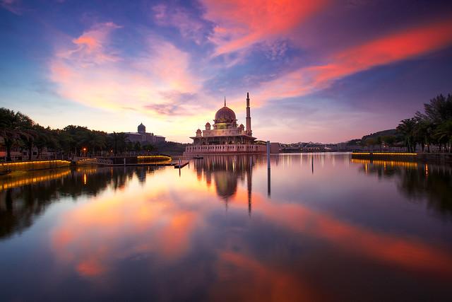 Masjid Putra Putrajaya