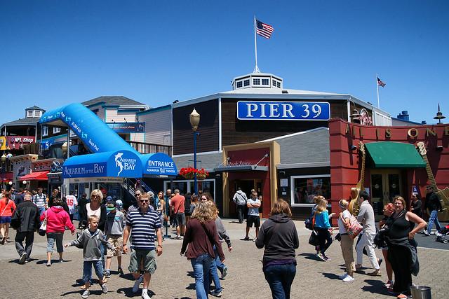 pier 39 flickr photo sharing