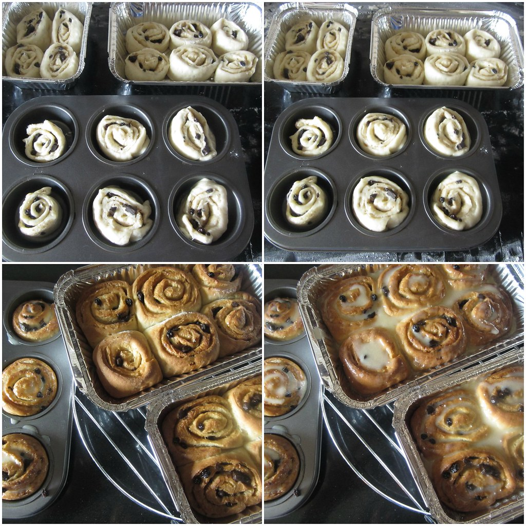 Pioneer woman s cinnamon rolls recipe step8 ya kudua flickr