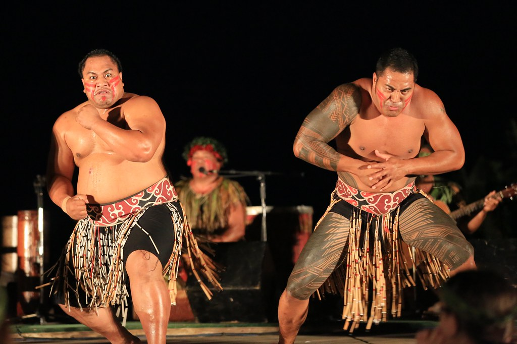 Maori Haka: What A (Maori) Haka Was Doing In A (Hawaiian) Luau