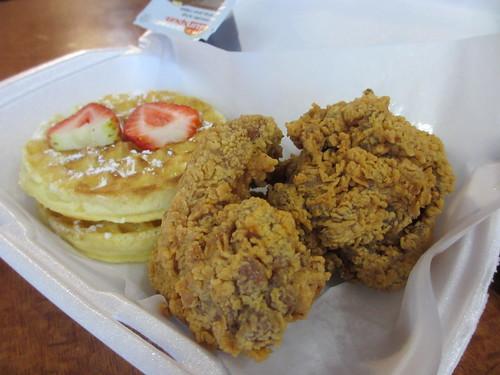Coco Fried Chicken