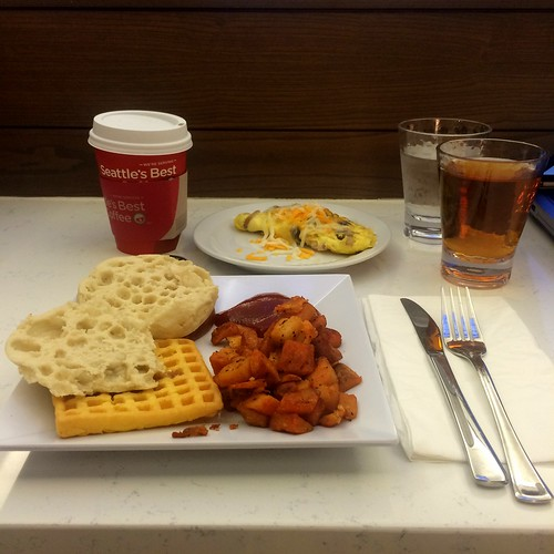 Hyatt House Breakfast