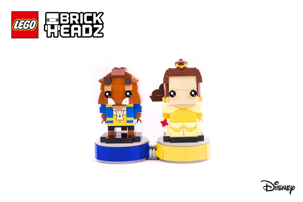 How to get every single figurine in the LEGO BrickHeadz series in Singapore - Alvinology