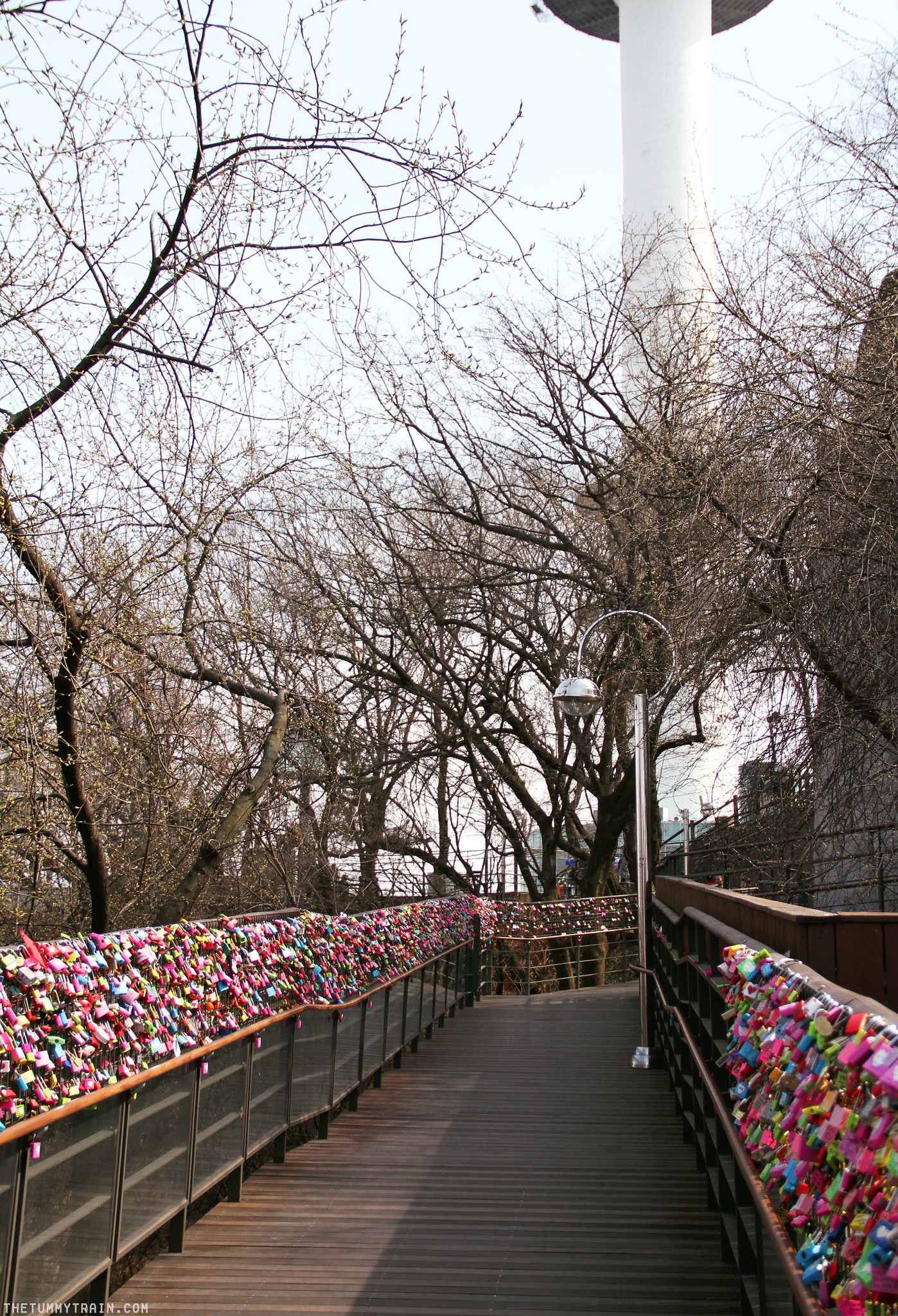 32757107123 e724fe8bca k - Seoul-ful Spring 2016: Playing Lovers in Korea at N Seoul Tower