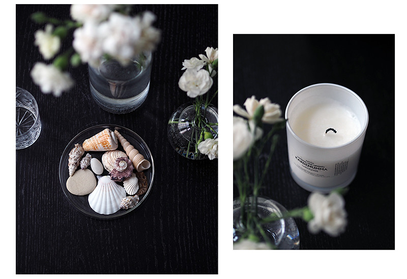 Cardamom scented candle - OSMIA