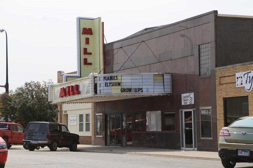 milbank south dakota mill theater movie theater grant c