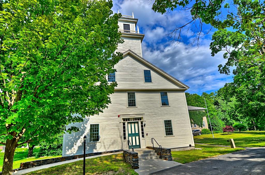 New Salem Old Academy Building