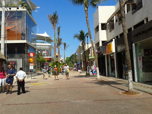 5th avenue Playa del Carmen