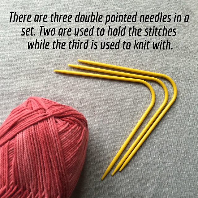 Using Double Pointed Needles To Knit In The Round : Show and tell knitting with neko curved double pointed