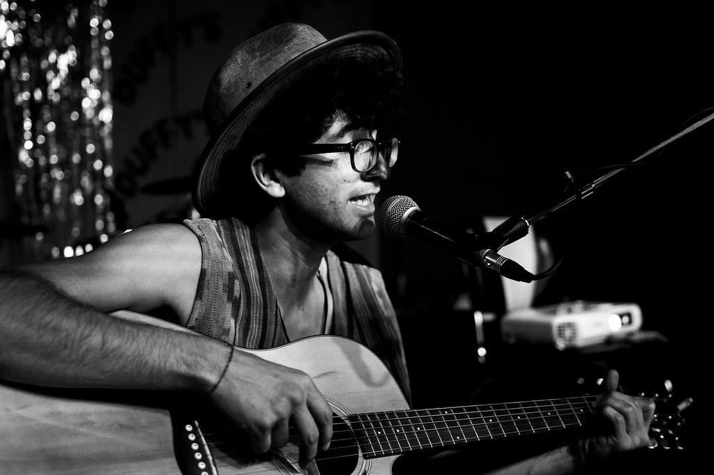 Izzy Dominguez at Duffy's Tavern | 6-21-15