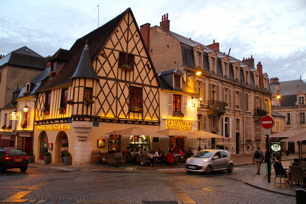 Hotel A Bourges Pas Cher